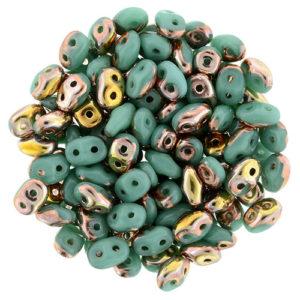 Seed and Bugle Beads