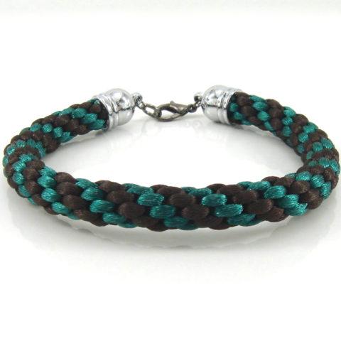 Braided Kumihimo Bracelet